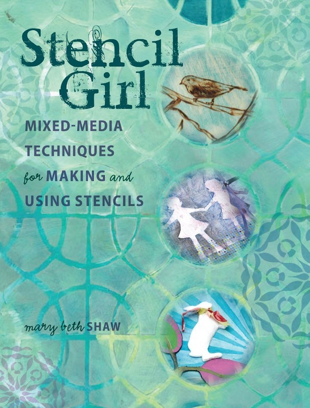 StencilGirl by Mary Beth Shaw