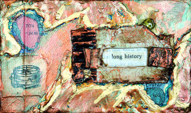 Long History by Mary C. Nasser