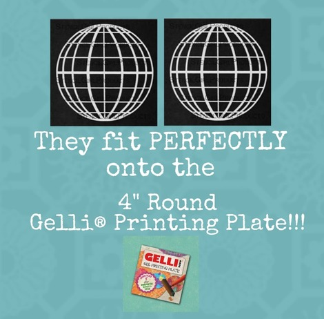 Gelli Plate giveaway