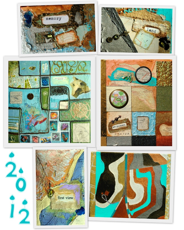 2012 Paintings by Mary C. Nasser