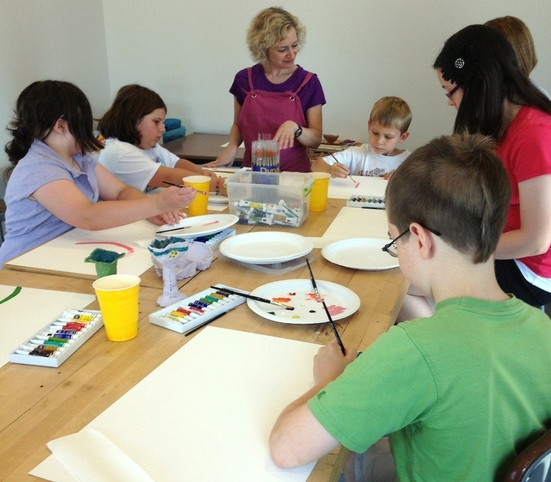Mary C. Nasser Art Workshop
