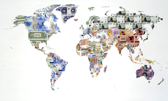 Money Map by Justine Smith